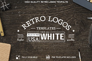 15 Vintage Logos-Graphicriver中文最全的素材分享平台