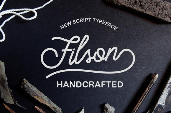 Filson Font Download