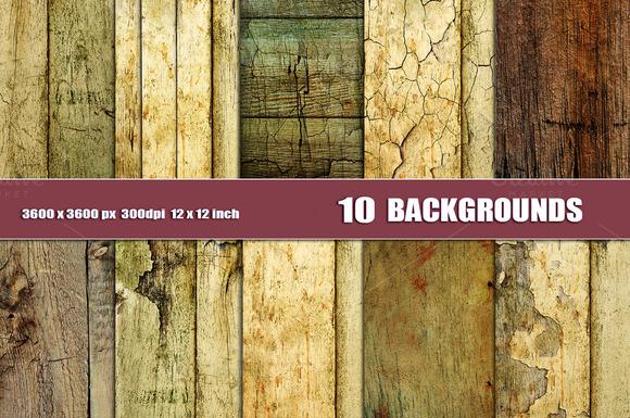 Grunge Backgrounds Overlays Wood