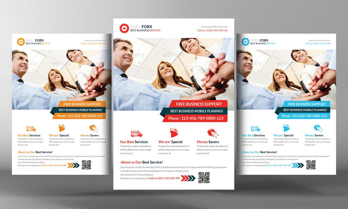 5 premium medical flyers bundle flyer templates on creative market. Black Bedroom Furniture Sets. Home Design Ideas