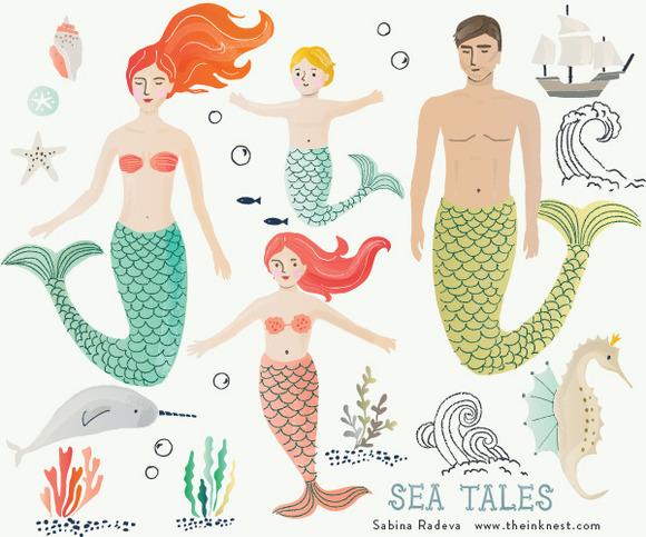 Sea Tales EPS