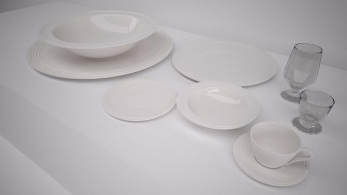 Contemporary Dinnerware