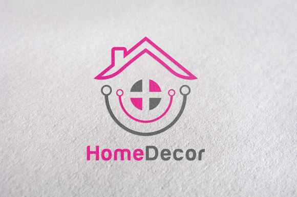 Decorate Furniture Home Product Logo Templates On