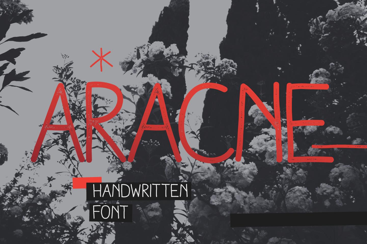Aracne Font Download