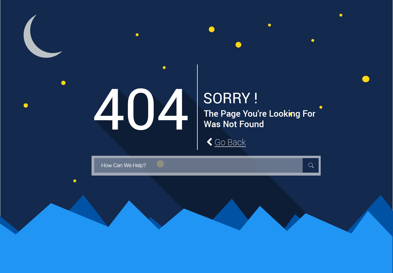 drupal 404 template - material design 404 page website templates on creative