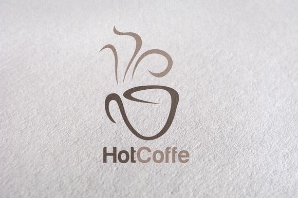 Hot Coffe Coffee Shop Coffee