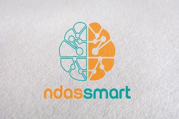 Brains Intelligent Smart Brand