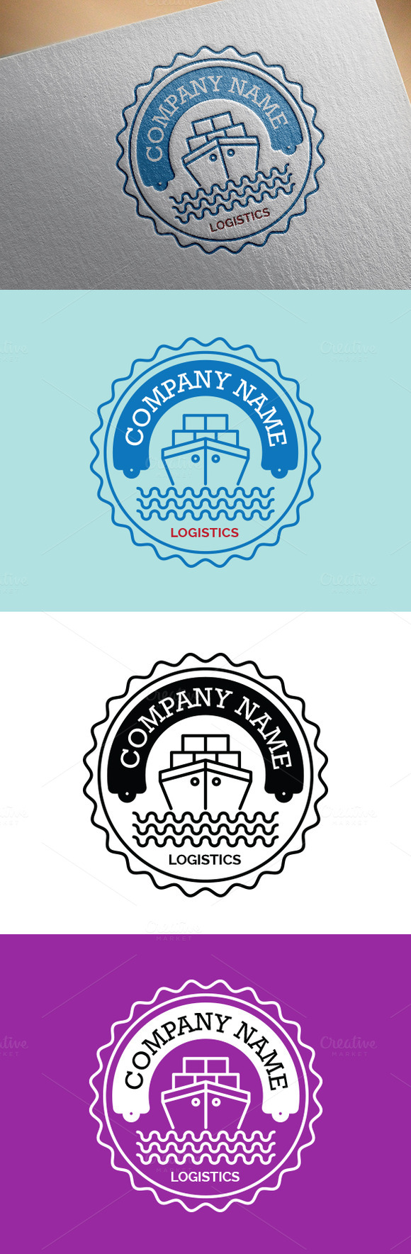 shipping logistics logo template logo templates on