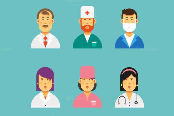Doctor And Nurse Collection
