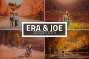 Era & Joe Lightroom Presets-Graphicriver中文最全的素材分享平台