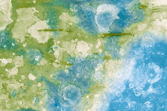 Abstract Acrylic Texture