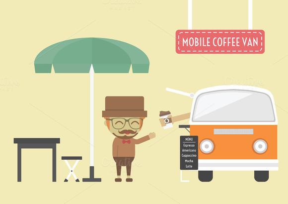 Mobile Coffee