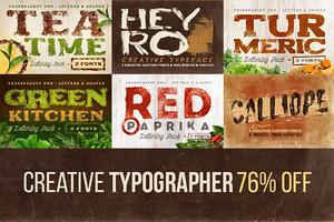 Creative Typographer