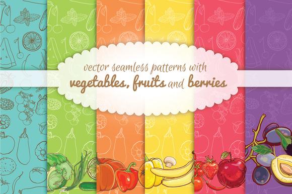 Fruits Vegetables Berries