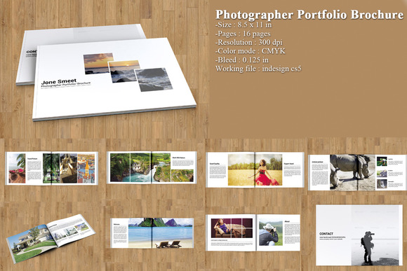brochure templates for indesign - indesign portfolio brochure v163 brochure templates on