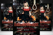 Halloween Night Flyer Templ-Graphicriver中文最全的素材分享平台
