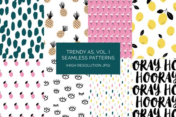 Trendy As, Vol. I Patterns (JPG) - Patterns