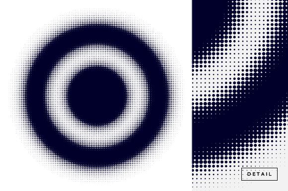 Target Halftone Design