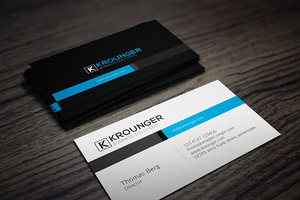Corporate Business Card Vol. 01