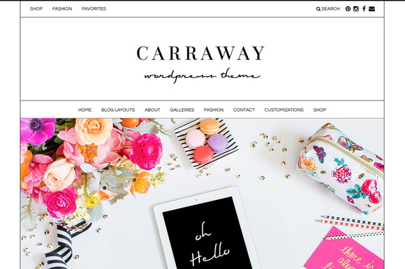 DOWNLOAD - The Carraway Theme