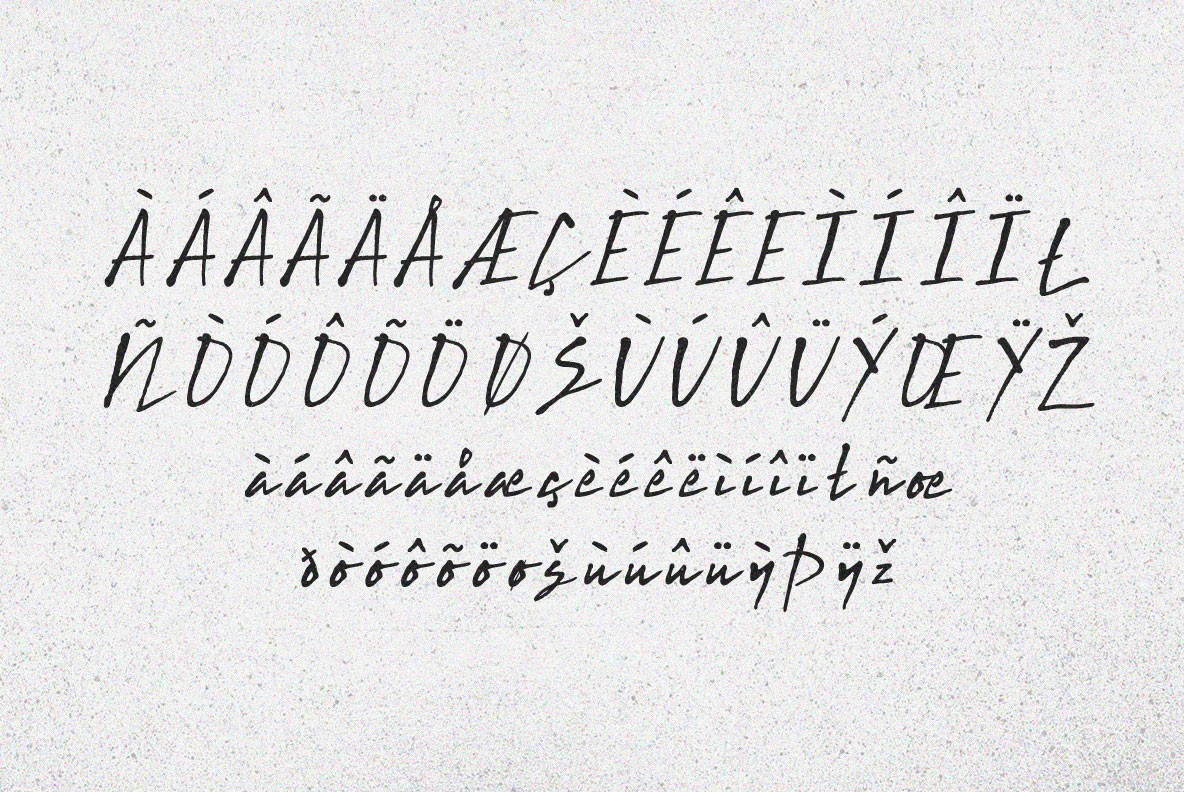 Loose joints script fonts on creative market