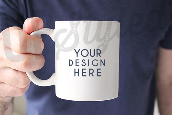 Coffee Mug Stock Photo F124