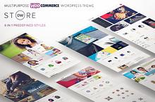 DW Brickstore- WooCommerce theme