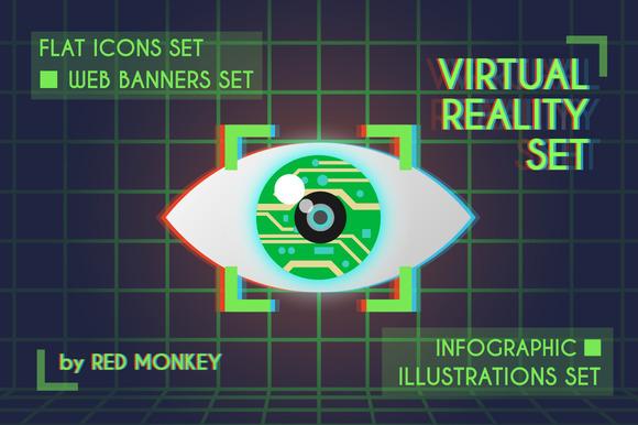 Virtual Reality Set
