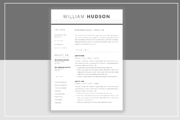 Resume Template & Cover Let-Graphicriver中文最全的素材分享平台