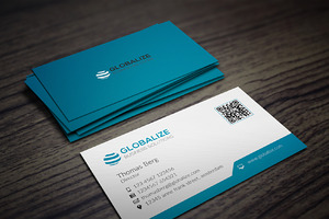 Corporate Business Card Vol. 08