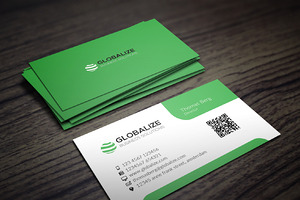 Corporate Business Card Vol. 10