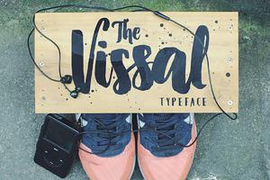The Vissal Typeface