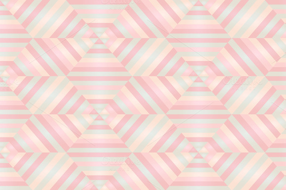 Caramel triangles. Seamless texture. - Textures