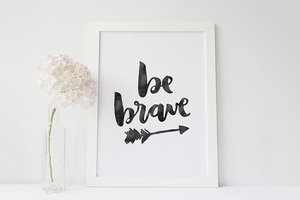 Be Brave Downloadable