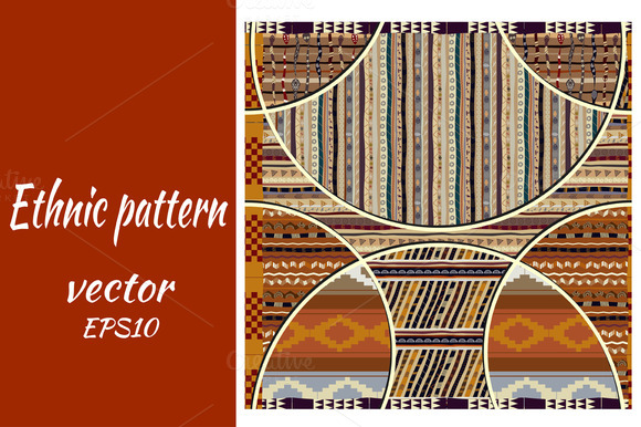 Texture With Geometric Elements