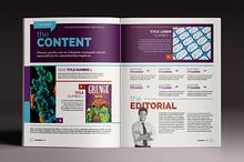 The Colorful Magazine