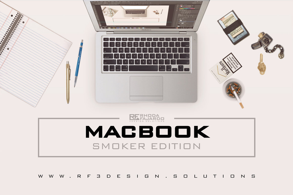 Macbook: Smoker Edition