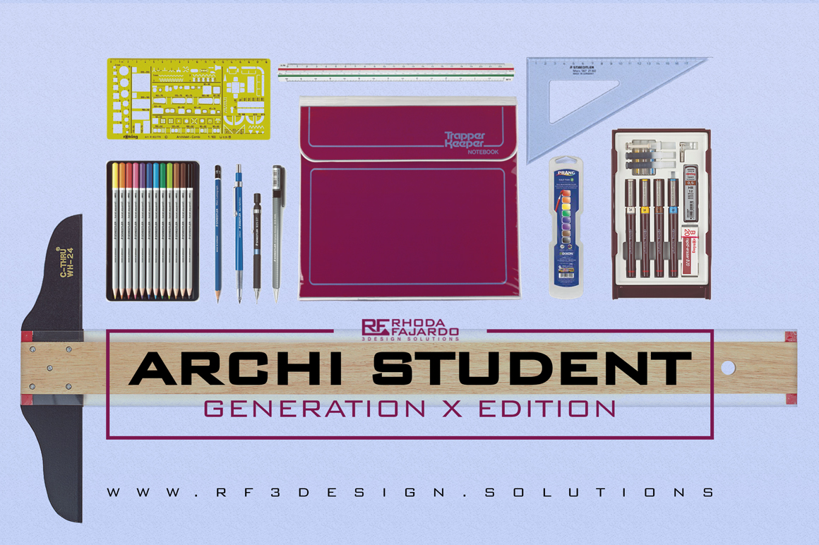 Archi Student: Generation X Edition