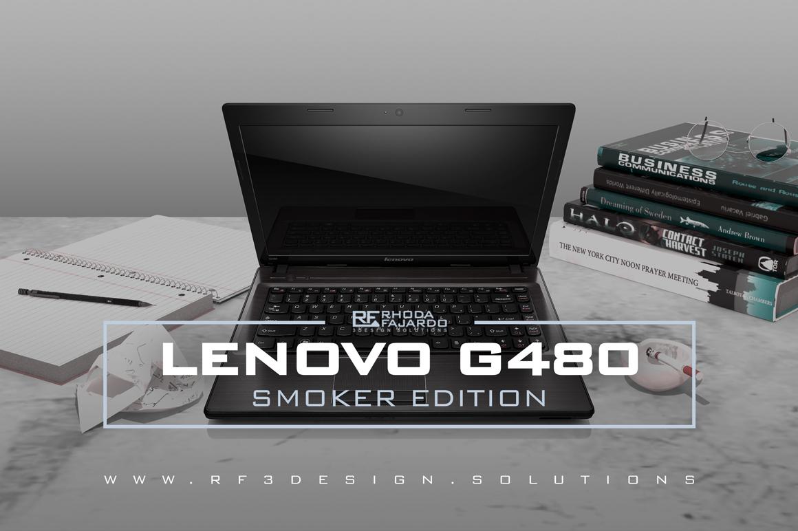 Lenovo G480: Smoker Edition