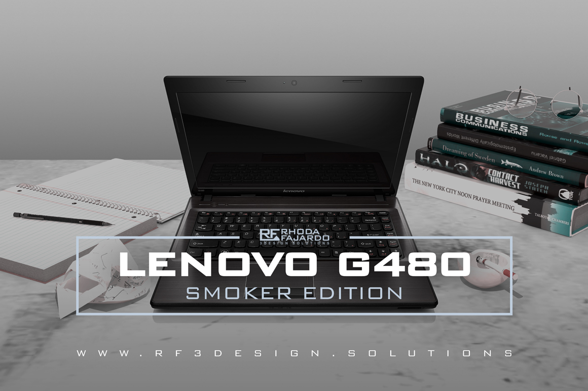 Lenovo G480: Smoker Edition