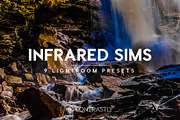 Infrared Sims Lightroom Pre-Graphicriver中文最全的素材分享平台
