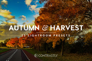 Autumn & Harvest Lightroom -Graphicriver中文最全的素材分享平台