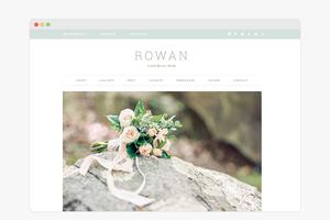 Rowan - Wordpress Theme