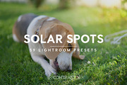 Solar Spots Lightroom Prese-Graphicriver中文最全的素材分享平台