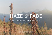 Haze & Fade Lightroom Prese-Graphicriver中文最全的素材分享平台