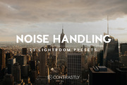 Noise Handling Lightroom Pr-Graphicriver中文最全的素材分享平台