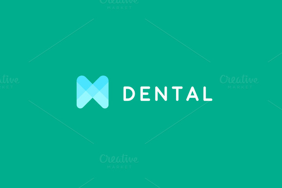 Tooth Dental Clinic Logotype