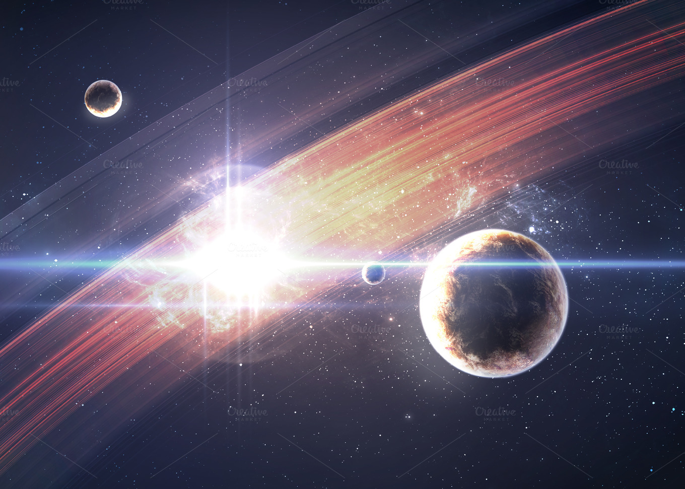 Beautiful outer space wallpaper abstract photos on for Outer space elements