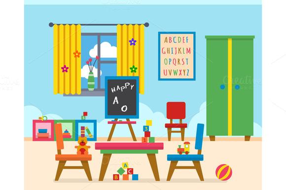 Kindergarten Preschool Playground