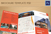 Brochure Template PSD-Graphicriver中文最全的素材分享平台